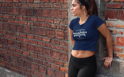Get your ultra cool Hogfish Studios shirt!